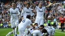 Le Real Madrid assomme le Barça
