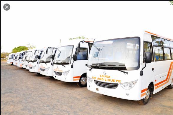 Systèmes des transports routiers: Le Chef de l'Etat demande la poursuite des efforts de modernisation