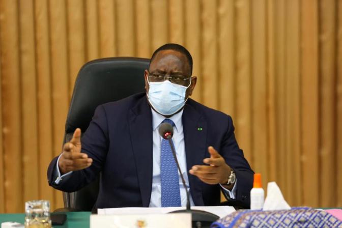 Modification de la loi relative à l'état d'urgence et à l'état de siège: Macky Sall prend tous les pouvoirs