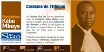 Lauréat du Prix Kéba Mbaye pour l'Ethique 2012