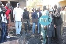 """Idrissa Seck sur les lieux de l'incendie: """"Nous devons nous pencher très sérieusement sur l'enseignement confessionnel"""""""