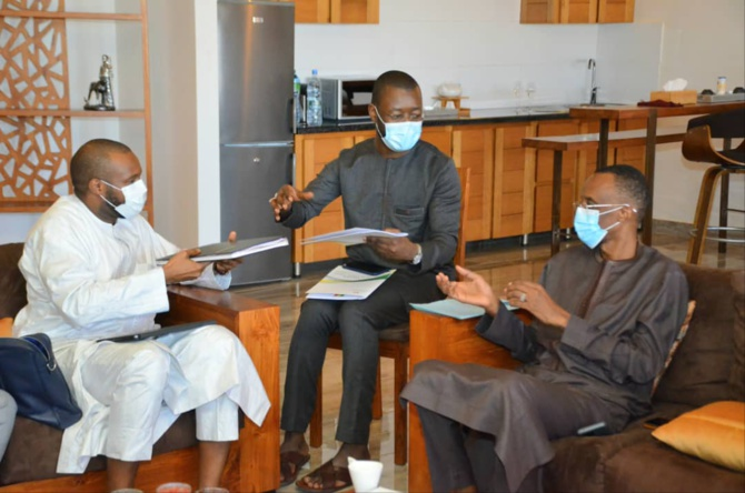 Signature de protocole d'accord entre le MULHP et S2I : Le projet 100 000 logements entre dans sa phase accélérée