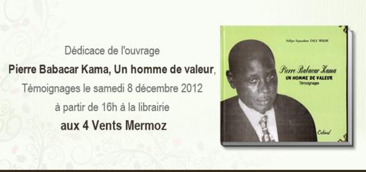 Pierre Babacar Kama, Le père des Ics
