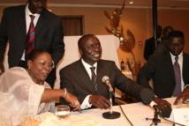 Idrissa Seck retrouve Awa Gueye Kébé