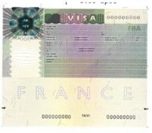 Alain Jouret pas d'accord que son pays soit le plus avare en visas