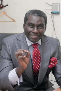 Cheikh Kanté remercie 5 cadres du Port autonome de Dakar…