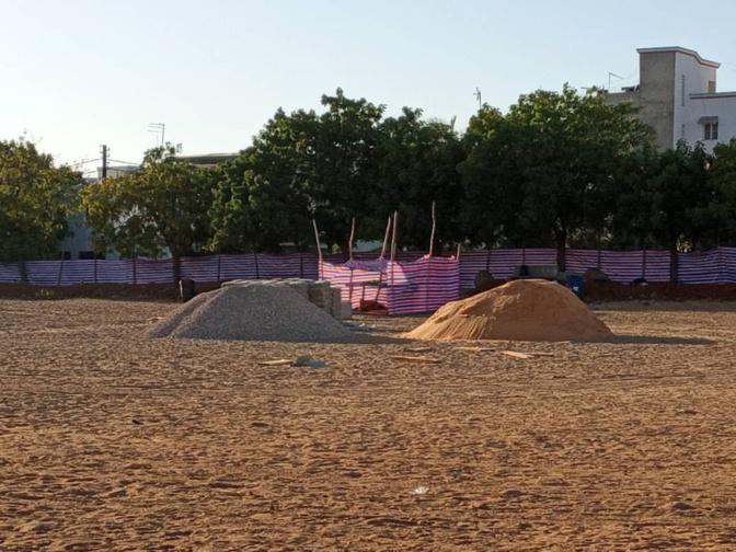 Litige foncier à Amitié 2 : Un collectif s'oppose à la construction d'un complexe sportif par le Jaraaf de Dakar
