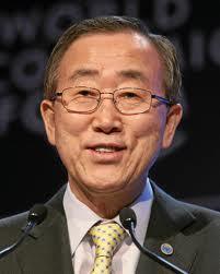 Ban Ki-moon s'engage à défendre la cause des femmes