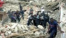Témoignage du rescapé de l'effondrement de limmeuble à Ouakam