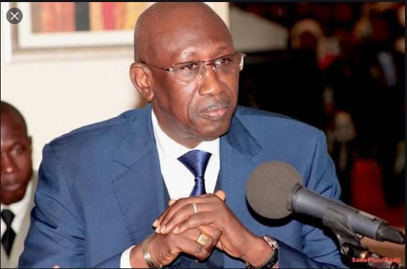 Financement partis politiques: Ngouda Fall Kane corrige Félix Antoine Diome et Ousmane Sonko