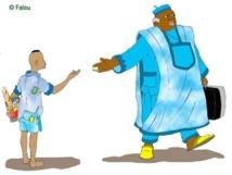 Kaolack : levée de boucliers contre l'interdiction de la mendicité des enfants dans la rue