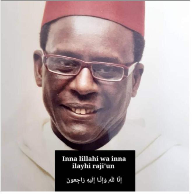 Serigne Abdoul Aziz Sy Djamil a été tué par son fils à coups de couteau