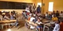 Une école primaire incendiée par des gens pour sauver leurs daraas