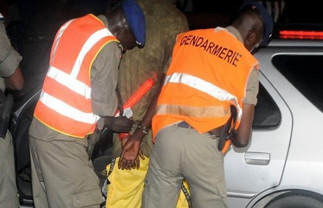 Grand banditisme: Comment la Gendarmerie a neutralisé un chef de bande, responsable de nombreux braquages