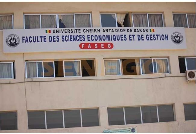 Ucad: La section SAES/FASEG fixe un ultimatum au Recteur