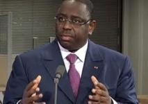 """Macky Sall: """"Nous resterons au Mali jusqu'à la victoire finale"""""""