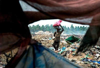 (Reportage Leral) Décharge de Mbeubeuss: Dans le monde des ordures