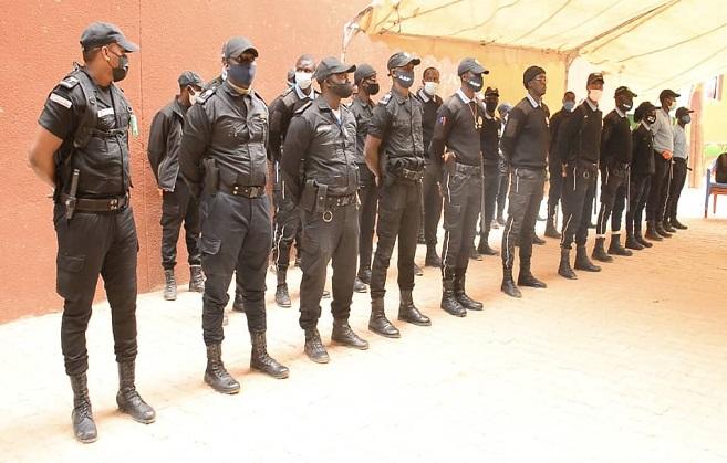 Programme Quartiers sûrs : des Agents de sécurité de proximité déployés à la Cité Baraka