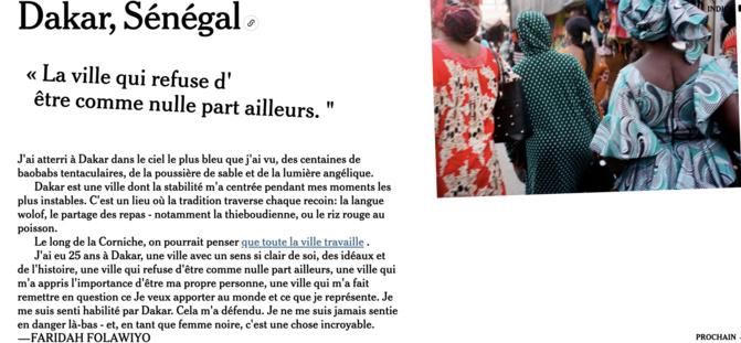 Tourisme: Le Sénégal dans la liste du top 52 des destinations touristiques à visiter en 2021 (New York Times)
