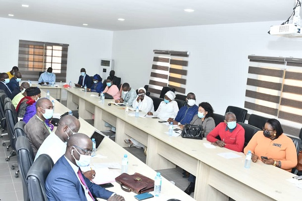 Réunion de coordination du SAMU National : Un plan de développement sur 4 axes stratégiques, décliné