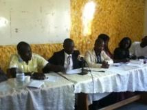 Convention des Jeunes Reporters: Elhadji Thierno Dramé remplace Aïssatou Mbène Kane