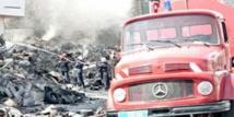 Récurrence des incendies au marché central de Rufisque : les commerçants n'écartent pas la piste criminelle