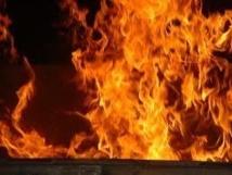 Violent incendie à l'école privée Saint Charles de Kolda