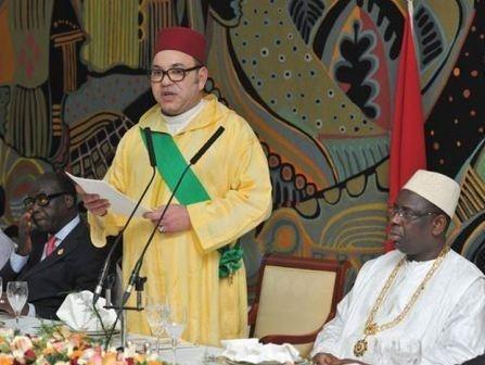 Réussite totale de la visite officielle de travail de Sa Majesté Le Roi Mohammed VI au Sénégal