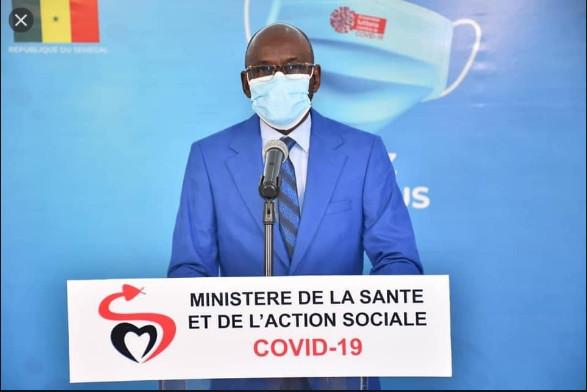 Covid-19: Le Sénégal enregistre 266 nouveaux cas, 7 décès, 51 cas graves et 3 929 malades sous traitement
