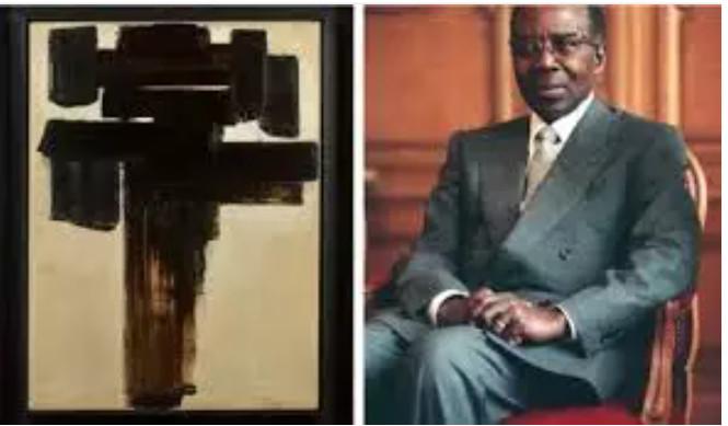 Un tableau ayant appartenu à Léopold Senghor, vendu à 986 millions FCfa