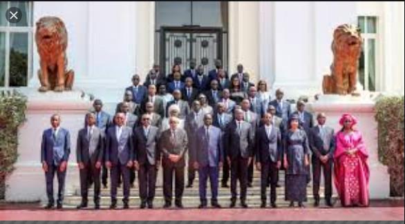 Conseil des Ministres de ce mercredi 27 janvier 2021