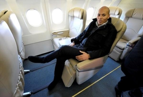 Une addition salée pour Karim Wade ?