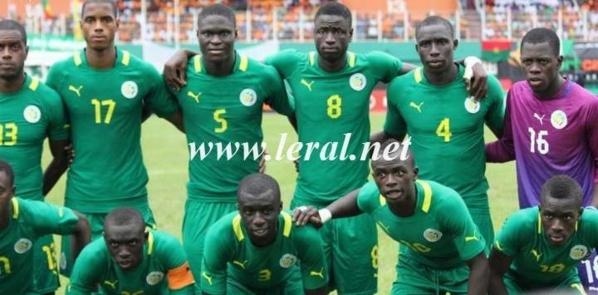 """Sénégal 1 Angola 1: Les """"Lions"""" tenus en échec par les """"Palancas Negras"""""""