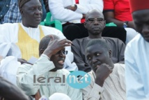 Stade Iba Mar Diop : Khalifa Sall copieusement hué par les marchands ambulants