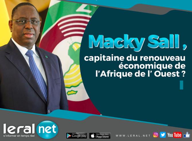 Ua: Macky Sall président en exercice pour la période 2022-2023.