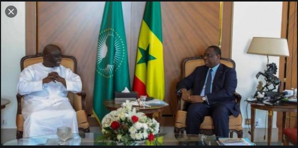 Palais: Idrissa Seck encore reçu par Macky Sall