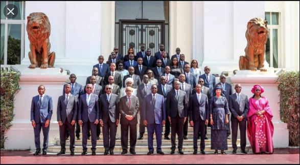 Conseil des Ministres de ce mercredi 03 janvier 2021
