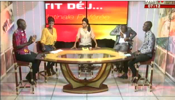 « Petit dej » dérape: WalfTv présente ses excuses à Youssou NDOUR
