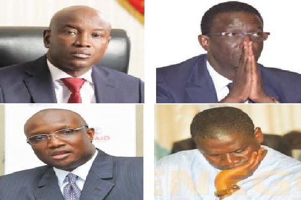 Retour murmuré des ministres destitués : Vers une rivalité sans merci autour de Macky ?