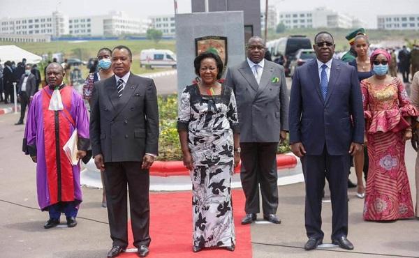 Inauguration de l'Université Sassou Nguesso de Brazza : Macky Sall invite les étudiants à être l'élite mondiale