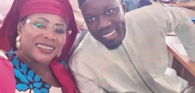 Mame Diarra Fam à Ousmane Sonko: « Ce combat sera le nôtre »