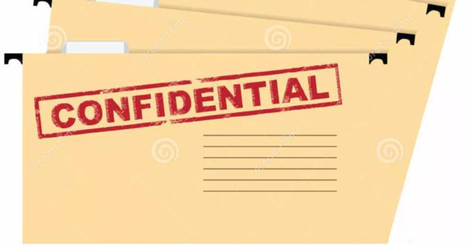 La fuite de documents confidentiels devient monnaie courante