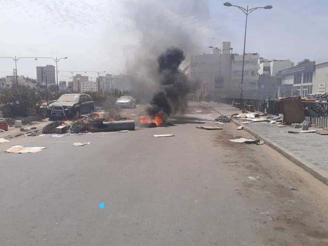 Manifestations: les militants interpellés sont à la Sureté urbaine