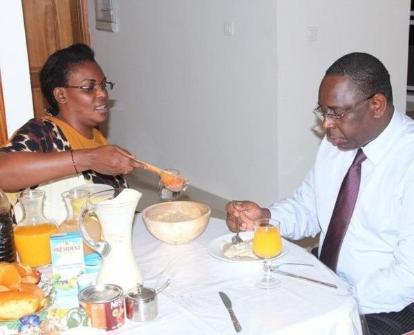 """La Fondation """"Servir Le Sénégal"""" : Caisse Noire De La Première Dame Mariéme Faye"""
