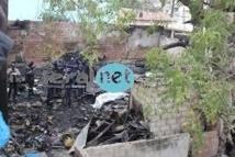Les neufs enfants victimes de l'incendie de la Médina enterrés dans une fosse commune.