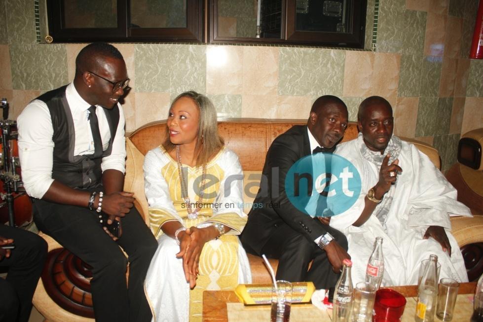 Mbaye Dièye Faye bien entouré