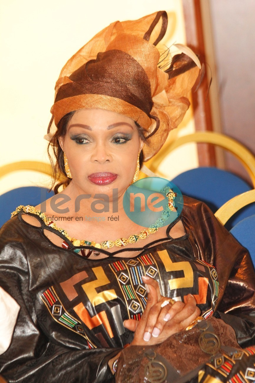 Diouma Dieng Diakhaté toujours aussi ravissante