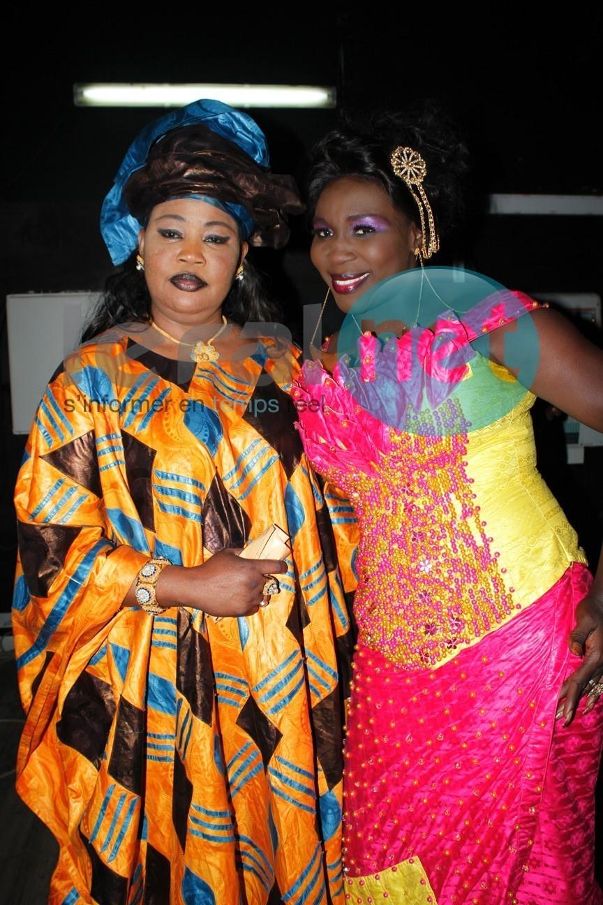 Fatou Guéweul et Ndiolé Tall: qu'elles sont élégantes!