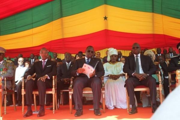 53e anniversaire de l'indépendance du Sénégal : une prise d'armes à la place du défilé civilo-militaire