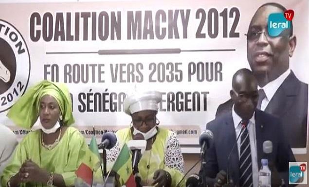 Report des renouvellements de Macky 2012
